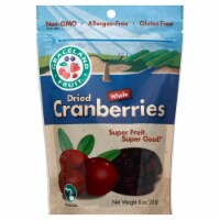 Graceland Fruit Dried Whole Cranberries