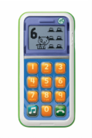 LeapFrog® Chat & Count Toy Cell Phone