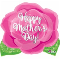 Anagram Happy Mother's Day! Foil Balloon - 1 ea