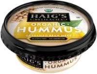Haig's Delicacies Organic Garbanzo Bean Meze Hummus