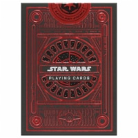 Star Wars Playing Cars Deck - Blue/Red - 1 ct