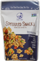 Blue Bike Sprouted Snacks Peppercorn
