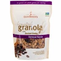 Erin Baker's Homestyle Oatmeal Raisin Granola
