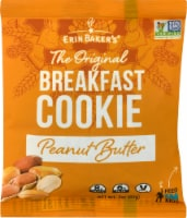 Erin Baker's The Original Peanut Butter Breakfast Cookie