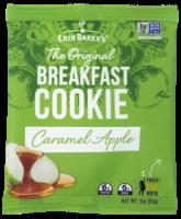 Erin Baker's The Original Caramel Apple Breakfast Cookie - 3 oz