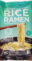 Lotus Foods Wakame & Brown Rice Ramen