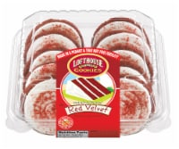 Lofthouse Red Velvet Frosted Sugar Cookies - 13.5 oz