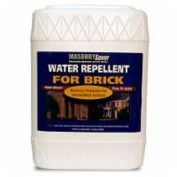 MasonrySaver Water Repellent for Brick 5gal - 5 gallon each