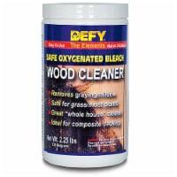 DEFY Wood Cleaner 10 lb - 10 pound each