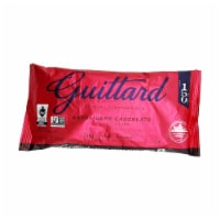 Guittard Baking Chips, 63% Extra Dark Chocolate, 11.5 oz - 1 Pack/11.5 Ounce