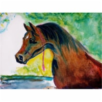 Betsy Drake PM050 Prize Horse Place Mat - Set of 4
