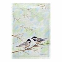 Betsy Drake FL638G Dicks Chickadee Flag - 28 x 40 in. - 1