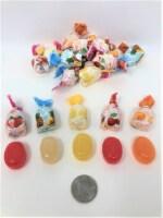 Arcor Filled Fruit Bon Bons Assorted 1 pound bulk bonbon hard candy wrapped - 1 pound