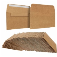 Juvale A1 Kraft Envelopes 3x5 Inches 100 Pack - PACK