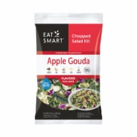 Eat Smart Chooped & Crumbled Apple Gouda Salad Kit