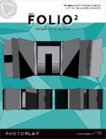 Photoplay Folio 6 X8 -Black - 1