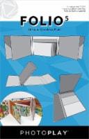 PhotoPlay Folio 5.5 X7 -White - 1