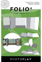 PhotoPlay Folio 6.5 X6.5 -White - 1