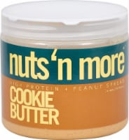 Nuts N More  High Protein Peanut Spread   Cookie Butter