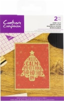 Crafter's Companion Clear Acrylic Quirky Stamp-Keep Calm - 1