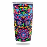 MightySkins YERAM20-Goodnight Owl Skin for Yeti 20 oz Tumbler - Goodnight Owl