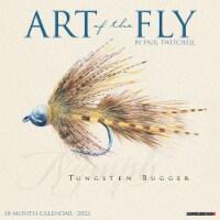 Art of the Fly 2022 Wall Calendar (Fishing) - 1