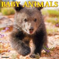 Baby Animals 2022 Wall Calendar - 1