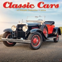 Classic Cars 2022 Wall Calendar - 1