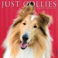 Just Collies 2022 Wall Calendar (Dog Breed) - 1