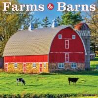 Farms & Barns 2022 Wall Calendar - 1