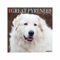 Just Great Pyrenees 2022 Wall Calendar (Dog Breed) - 1