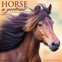 Horse: A Portrait 2022 Wall Calendar - 1