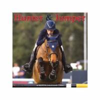 Hunter & Jumper 2022 Wall Calendar (Horses) - 1