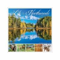 Life in the Northwoods 2022 Wall Calendar, Wisconsin - 1