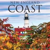 New England Coast 2022 Wall Calendar - 1
