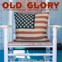 Old Glory 2022 Wall Calendar, Americana - 1
