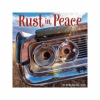 Rust in Peace 2022 Wall Calendar (Cars and Trucks) - 1