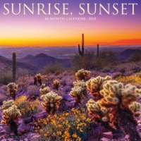 Sunrise, Sunset 2022 Wall Calendar - 1