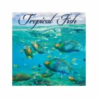 Tropical Fish 2022 Wall Calendar - 1