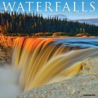 Waterfalls 2022 Wall Calendar - 1