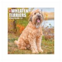 Just Wheaten Terriers 2022 Wall Calendar (Dog Breed) - 1