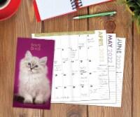 Kitten 2022-23 2-year Pocket Planner, Cats - 1