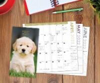 Puppy 2022-23 2-year Pocket Planner - 1