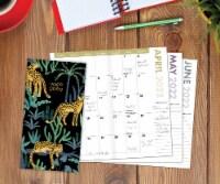 Wild Leopard 2022-23 2-year Pocket Planner - 1