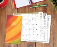 Rainbow 2022-23 2-year Pocket Planner - 1