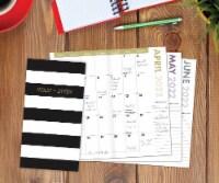 Black Stripe 2022-23 2-year Pocket Planner - 1