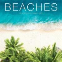 Beaches 2022 Wall Calendar (Tropical) - 1