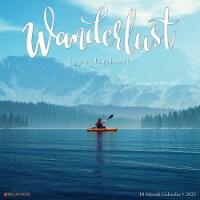 Wanderlust 2022 Wall Calendar - 1