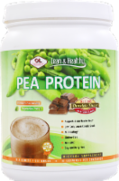 Olympian Labs Lean & Healthy Chocolate Pea Protein