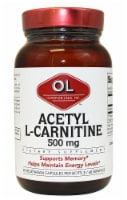 Olympian Labs Acetyl L-Carnitine 500mg